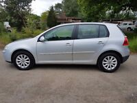 2007 VW GOLF 1.9 TDI 105 MATCH DSG DIESEL AUTOMATIC 130K IN EXCELLENT CONDITION