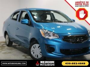 2017 Mitsubishi Mirage G4 ES Auto Bluetooth A/C Cruise MP3/AUX F