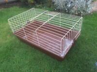 Guinea pig rabbit cages indoor