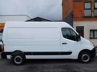 NO VAT Vauxhall Movano MWB on a 61 plate AIR CON MOT'd (9)