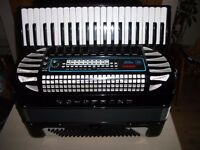Excelsior Midivox Accordion Series 3 120 Bass