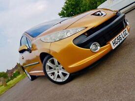 2006 Peugeot 207 1.6 Diesel, Full History, Full MOT, In Very Good Condition,Call 07723351409 Thanks.