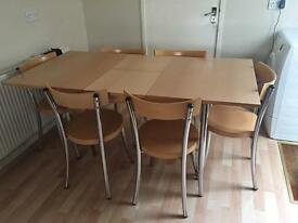 Oka Dining table in Cults Aberdeen Gumtree