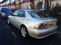 Automatic Lexus saloon immaculate condition