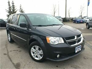 2014 Dodge Grand Caravan CREW PLUS**LEATHER**NAVIGATION**