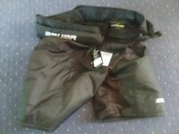 Brand New Bauer MX3 Ice Hockey Pant/Short Shell XL Black