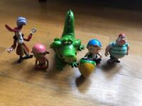 Jake & The Neverland Pirates Toys