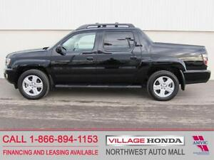 2014 Honda Ridgeline Touring 4WD |Local | No Accidents|One Owner