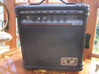 Ross RG10 Electric Guitar Amplifier.