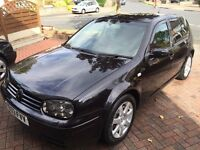 Golf MK4 V6 4Motion - 5 Door, Leather, Cruise Control. 81k FSH LOW MILEAGE