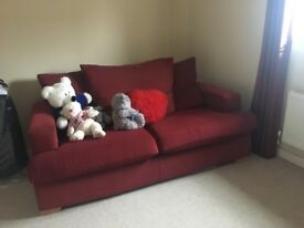 Free to good home - 2 seater sofa