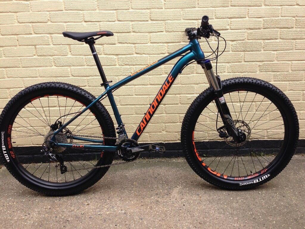 Cannondale Cujo 2 27 5 Plus Mountain Bike In Bures