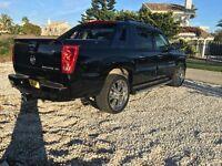 Cadillac Escalade EXT range