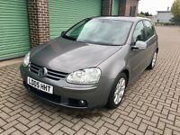 2005 Volkswagen Golf GT 2.0 FSI Auto DSG - Full Heated Leather - Long Mot - Low Miles - 2 Owners FSH