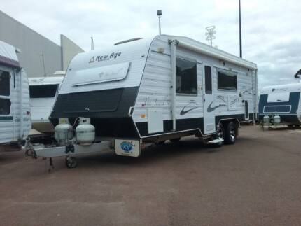 2010 New Age Jewel Full Off Road Caravan Mandurah Mandurah Area Preview