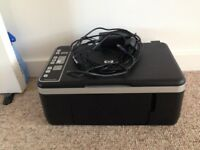 Hp printer and Sony dvd player £25