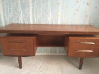 Vintage G plan fresco dressing table.