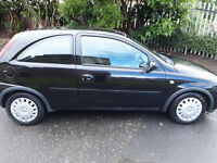 06 corsa 1.0lt 2keys 1former keeper service history very very low miles