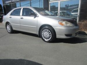 2004 Toyota Corolla CE AUTO WITH ONLY 215K