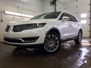 2016 Lincoln MKX Reserve- AWD, HTD/VENTILATED SEATS, KYLS ENTRY,