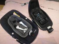 MAXI-COSI Pebble Plus Baby Car Seat with 2way Isofix Base