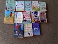 Box of Chick Lit Books, Ideal For Holidays