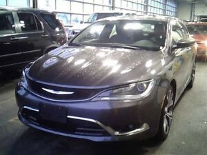 2016 Chrysler 200 C | LEATHER | ROOF | NAV | HEATED SEATS