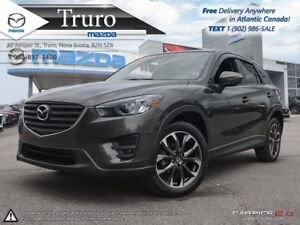2016 Mazda CX-5 GT! EXT WARRANTY/2021! BOSE! LEATHER! GT! EXT WA