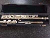 Pearl PF-665E Quantz Forza Flute **Immaculate**