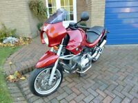 BMW R115R NAKED TOURER LOW MILEAGE