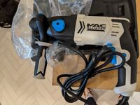 Macallister MSRH 600W Electric Drill Perfect Condition