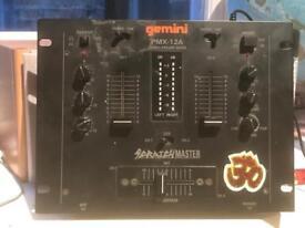 Preamp Mixer Gemini PMX 12a
