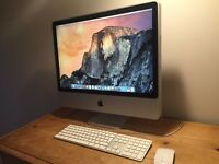 "24"" Apple iMac (Working with some known issues - PLEASE READ)"
