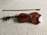 Antoni Violin (half size) ideal for school beginners
