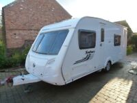 2011 Swift Charisma 545 Special edtion SAFARI 4 Berth immaculate inside & out