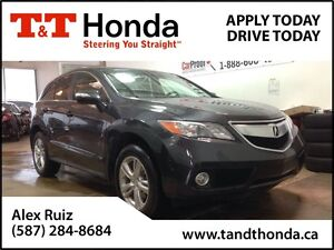 2014 Acura RDX Local, Leather, Back-Up Camera*