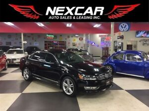 2015 Volkswagen Passat 3.6L HIGHLINE AUT0 NAVI REAR CAMERA LEATH