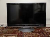"Panasonic 37"" LCD 1080p HD TV - Model TX-L37V10B - With Remote Control & Handbook"