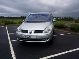 09 PLATE Renault Espace IV, 2.0 dci 150 , NO DPF! 7 seater