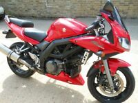 SUZUKI SV650 SK5 - Long MOT - Delivery Possible
