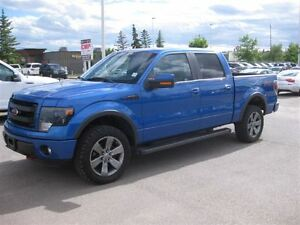 2014 Ford F-150 FX4|NAV|Leather|Remote Start