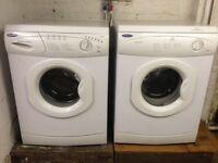 """Hotpoint """"Aquarius"""" washing machine & Dryer"""