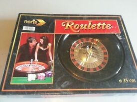 Roulette Wheel - Good Condition