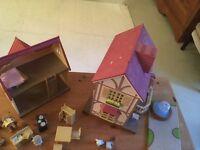 Sylvanian House Bundle