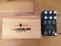 Chase Bliss Warped Vinyl Mk1 analogue chorus pedal