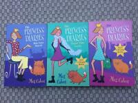 3 Vintage Collection of The PRINCESS DIARIES Children books