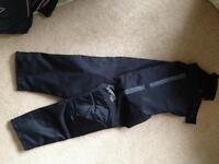 Ladies motorcycle trousers (new)