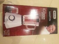 Brand New WAHL James Martin Table Blender & Grinder