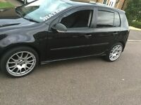 Bbs ch 18s mint with tyres vw Audi alloys 5/112