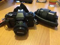 Centon DF300 SLR Camera with Extra Lens